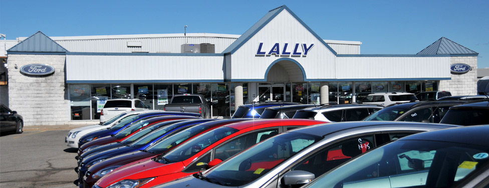 Lally Ford Ford Dealers Near Windsor Chatham London Ontario