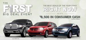 Chrysler Dealers Ontario