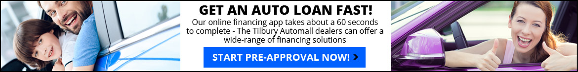 Get an Auto Loan Fast